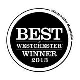 Best of Westchester 2013 logo