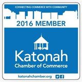 2016 Member of Katonah Chamber of Commerce logo