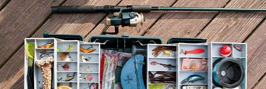 Fishing Accessories | Fishing Rod Repair | Middletown, OH