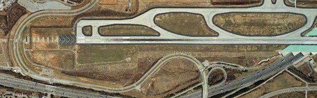 Airport Aerial Image