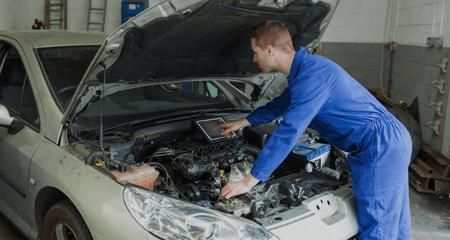 Auto Repair Work