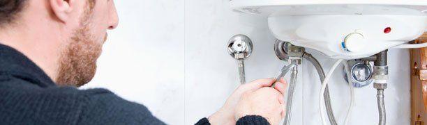 Experienced plumber