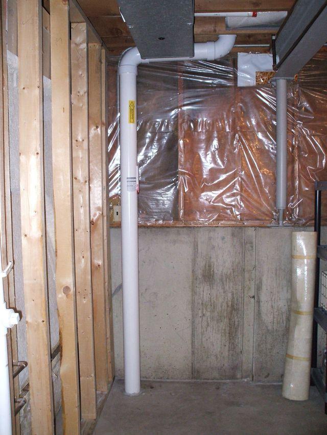 Radon Mitigation Systems Radon Fan Indianola Ia