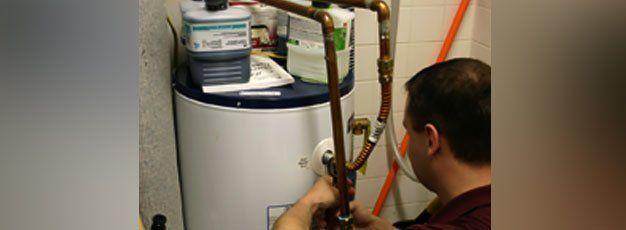 Water heater repairing