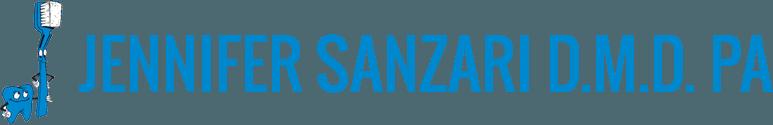 Jennifer Sanzari D.M.D. PA logo