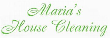 Maria House Cleaning - logo