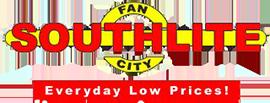 Southlite Fan City - Logo