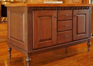 All Wood Cabinets | Custom Cabinetry | Blountville, TN