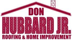 Don Hubbard Jr Roofing Inc & Home Improvement logo