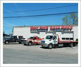Deer Park Auto Body shop