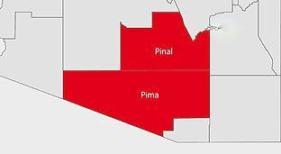 Best Price Plumbing LLC - Service area map