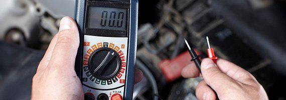 Electrical diagnostic