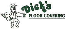 Dick's Floor Covering - Logo