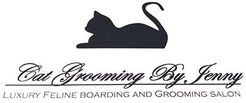 Cat Grooming by Jenny Logo