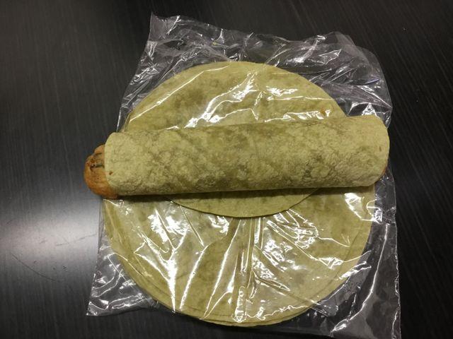 Tortillas wraps