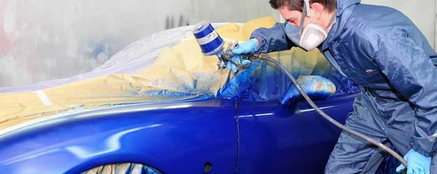 Auto painting service