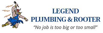 Legend Plumbing & Rooter-logo
