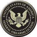 United States of America Federal Firearms License