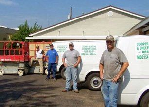 Cooper Electric AC & Heating, Inc  | Union City, TN