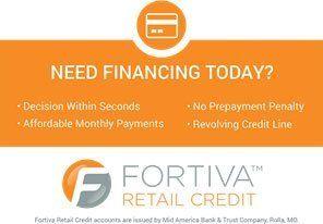 Fortiva financing