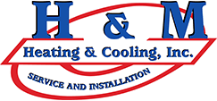 H & M Heating & Cooling Inc - Logo