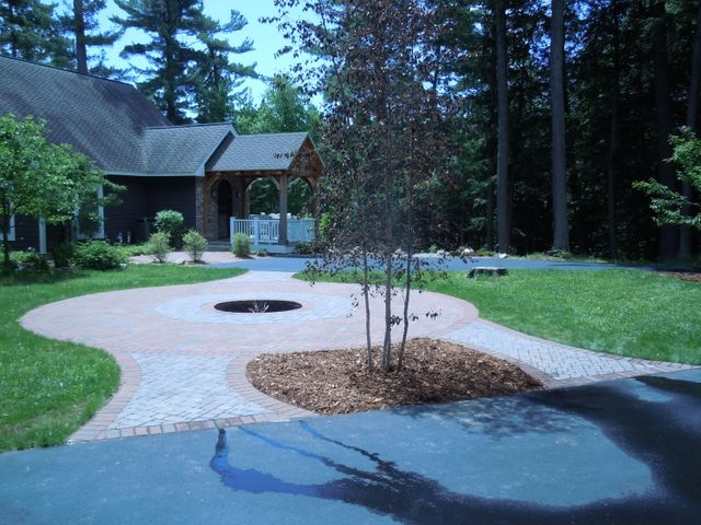Customers Choice Landscaping | patio