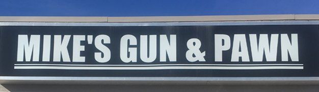 Mike's Gun and Pawn shop
