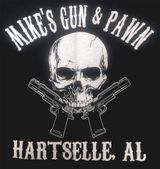Mike's Gun and Pawn Logo