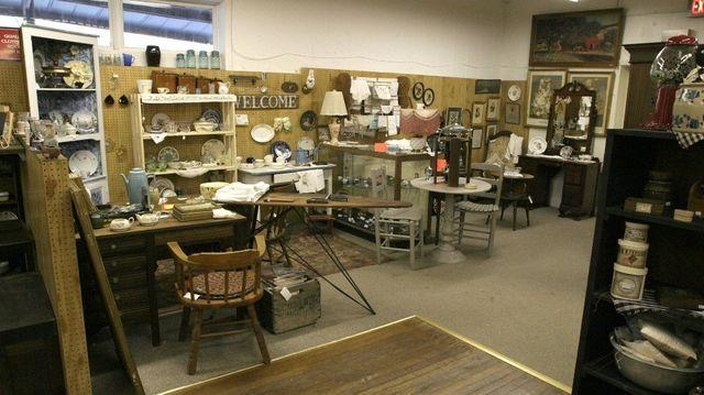 Antique And Collectible Dealers Antique Vendor Salem Va