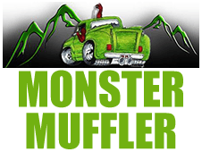 Monster Muffler - Logo