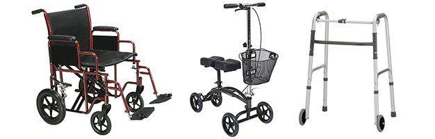 Durable Medical Equipment Crutches Palm Desert Ca