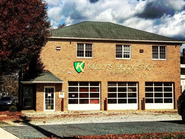 Kelly's Body Shop