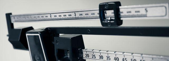 Pediatric weight machine