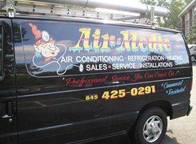Air Medic Van