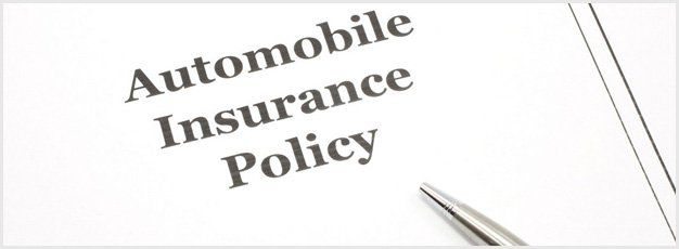 Automobile Insurance Policy