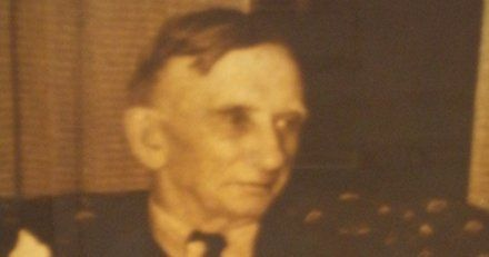 Company founder Ernest Joseph Voggenthaler