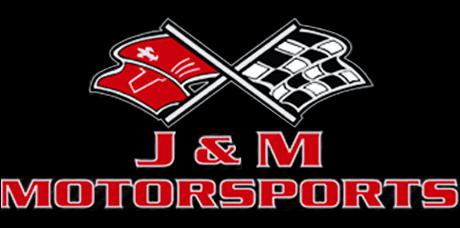 J & M Motorsports logo