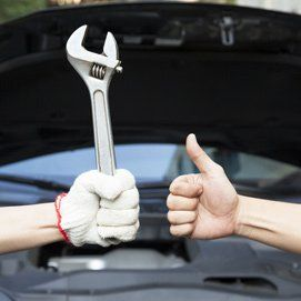thumbs up mechanic