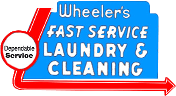 Wheeler's Fast Service Laundry & Cleaning - Logo