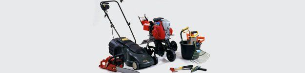 Lawn power equipment