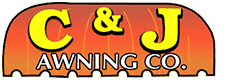 C & J Awning Co. logo