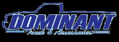 Dominant Truck & Accessories - Logo