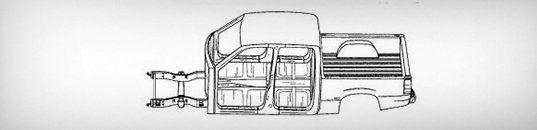 Truck cut sheet