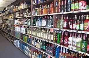 Large Selection of Spirits