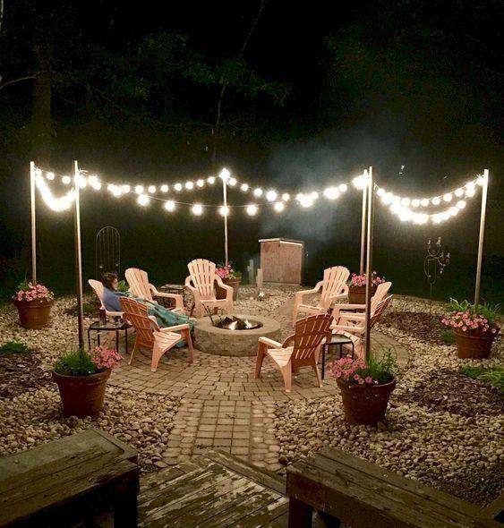 Amazing Backyard Fire Pit Design Ideas