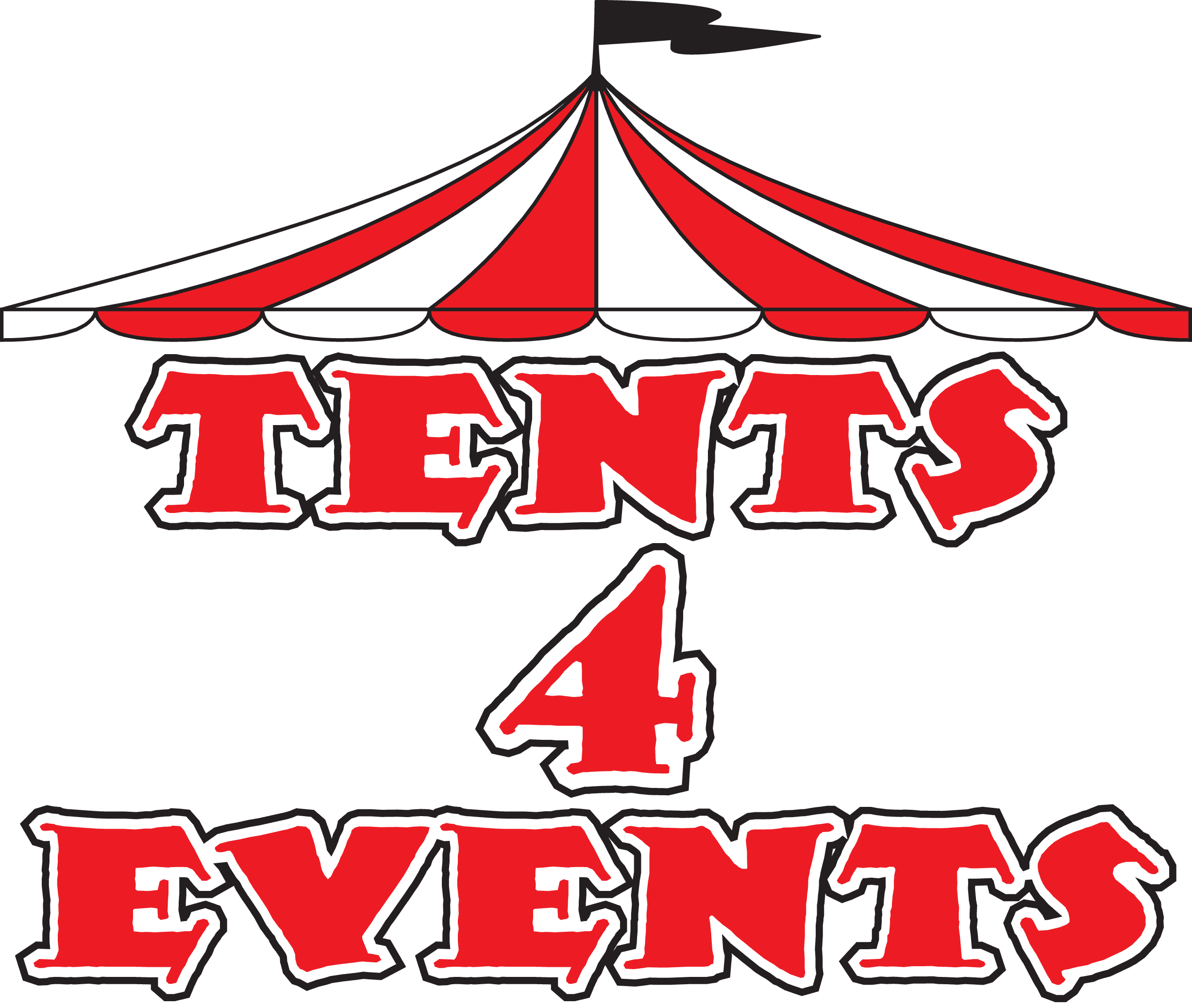 Tents 4 Events LLC - logo