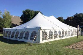 Tent & Tents 4 Events LLC | Party Tent Rentals | Kenosha WI
