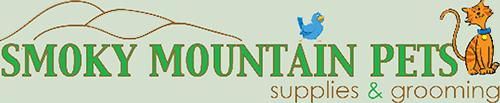 Smoky Mountain Pets Supplies & Grooming Logo
