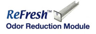 Refresh Odor reduction module