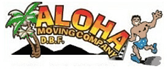 Aloha Moving - Logo